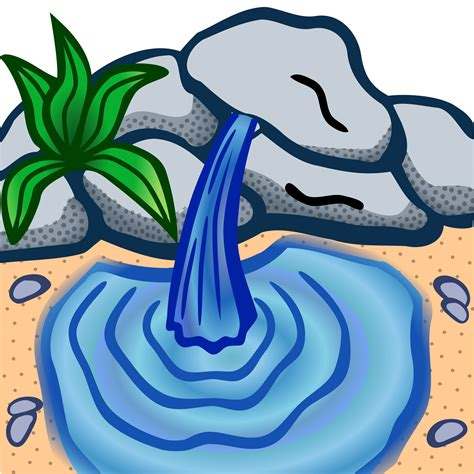 clipart acqua clipart water coloured