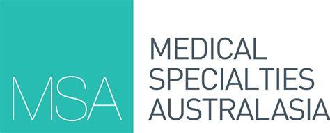 msa specialties australasia