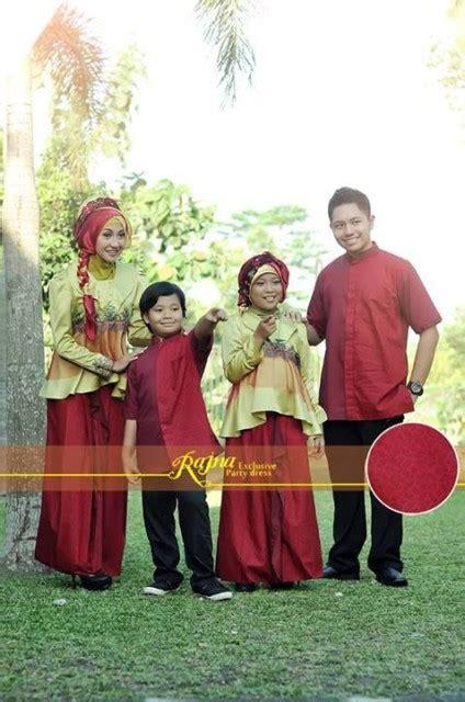Gamis Pesta Rajna rajna 11 sarimbit marun baju muslim gamis modern