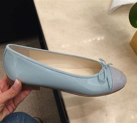 light blue ballet flats chanel turquoise bags and shoes for spring summer 2014