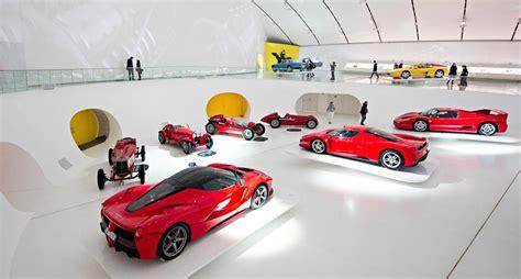 Ferrari Museum Maranello Ffnungszeiten by Dos Nuevas Atracciones En El Museo Enzo Ferrari De M 243 Dena