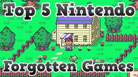 best nintendo top 5 best forgotten nintendo of all time