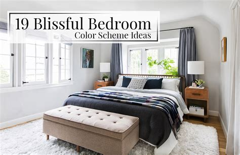 color palette ideas for bedroom 19 blissful bedroom color scheme ideas the luxpad