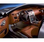 Aston Martin Vanquish V12  Interior