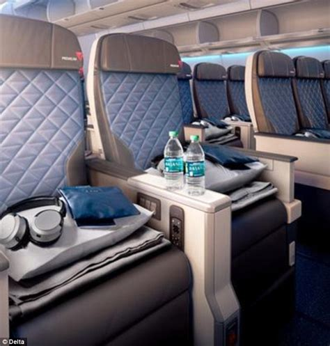 delta airlines economy seats delta unveils its premium economy seat which offers more