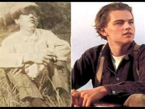Titanic Film Jack Real Name | titanic s real jack dawson picture his real name was