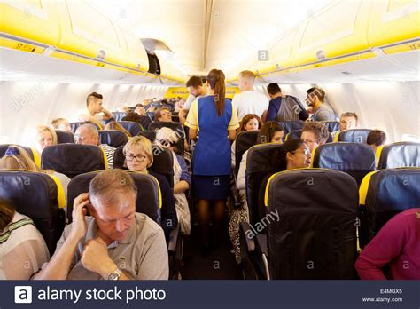 ryanair cabin ryanair cabin crew staff flight attendants working
