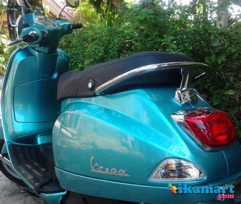 Vespa Lx 150ie Tahun 2013 piaggio vespa lx 150ie hijau tosca motor