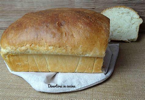 pane in cassetta con lievito madre pane in cassetta con lievito madre con e senza bimby