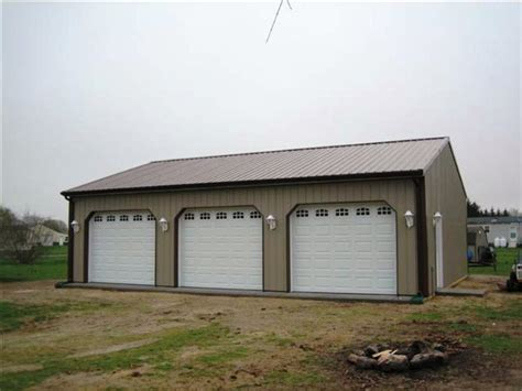 30 x 40 garage plans 30x40 garage plans and prices the better garages 30 215 40