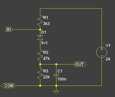 pull up resistor pic16f887 borg washing machine hackaday io