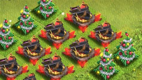 all the clash glitches clash of clans christmas update all the glitches in clash of clans new update 2015 doovi