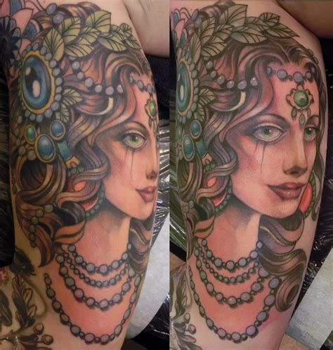 persephone tattoo by mojoncio on deviantart
