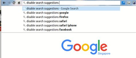 How To Stop Chrome From Searching In Address Bar How To Disable Search Suggestions In Chrome And Safari