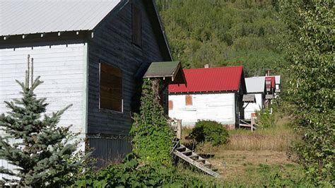 whole towns for sale whole canadian ghost town for sale for less than 1