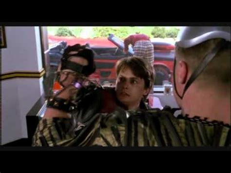 Michael Jackson Is Back In The Us by Michael Jackson In Back To The Future Ii