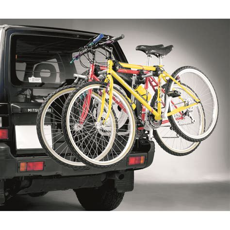 Bike Rack 4x4 by Quot 4x4 Bike Carrier Quot Portabici Post Diam 30 Acciaio 2 Bici