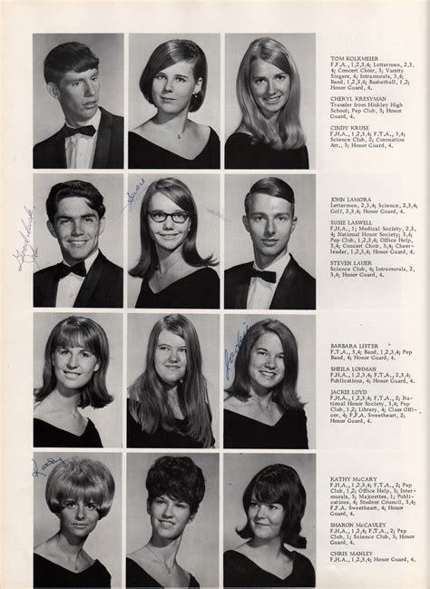 photography year book 1969 francis howell high school 1969 yearbook 9 17
