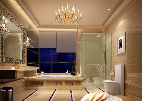 hotel bathroom design upscale hotel bathroom design 3d