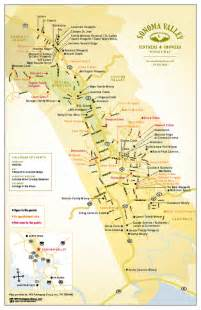 map of wineries in sonoma wineries map get domain pictures getdomainvids
