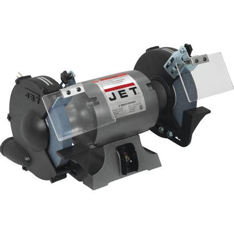 jet bench grinders free shipping jet industrial bench grinder 1 hp 3450