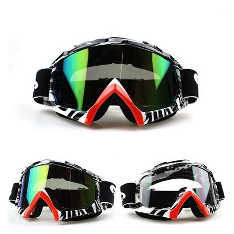 Inbike Helmet Magnetic Goggles Bike With 2 Lens Helm Sepeda Mx 9t motorcycle motocross goggles glasses for helmet racing gafas dirt bike atv mx goggles clear