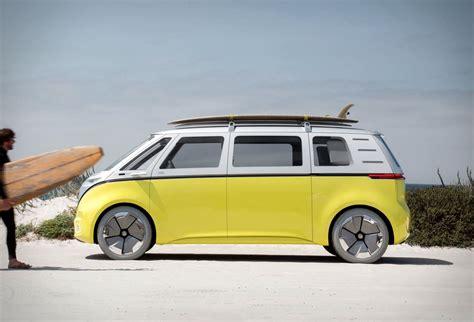 volkswagen electric volkswagen electric microbus