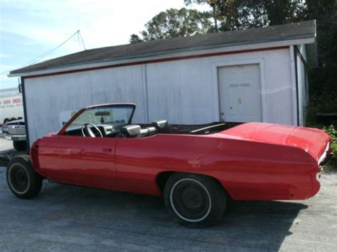 1972 chevrolet impala convertible 1972 chevrolet impala convertible for sale chevrolet