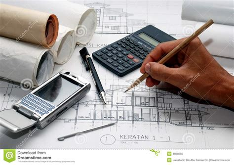 Tool Engineer by Engineering Tools Stock Image Image Of Paper Pencil 4028255