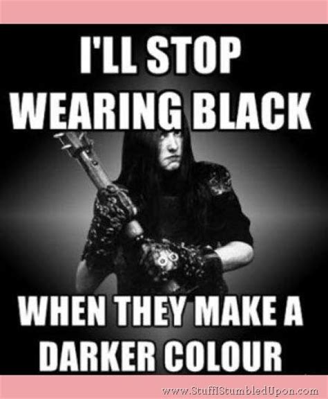 Metal Meme - black metal memes funny pinterest metals the o jays