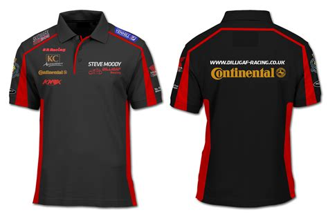 racing shirt merchandise dilligaf racing