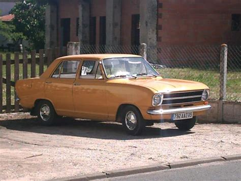 1972 opel kadett 1972 opel kadett information and photos momentcar