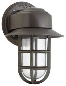 Industrial Guard Sconce Streamline Industrial Guard Sconce Industrial Wall