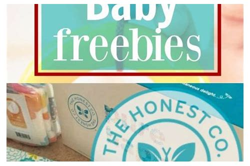 free coupons by mail for baby items
