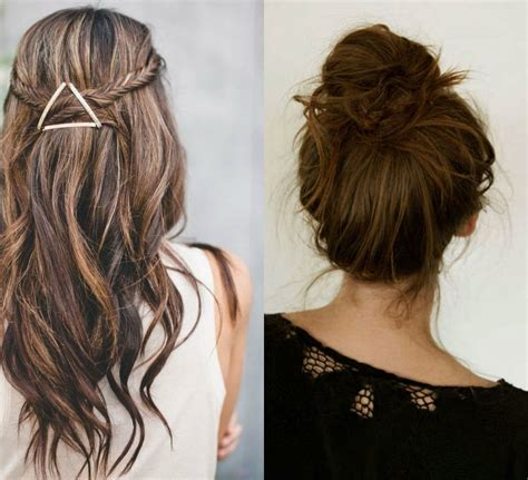 hairstyles easy to make at home easy and gorgeous hairstyle can make at home hairzstyle