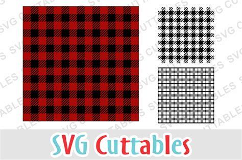 tartan pattern svg buffalo plaid patterns by svg cuttables thehungryjpeg com
