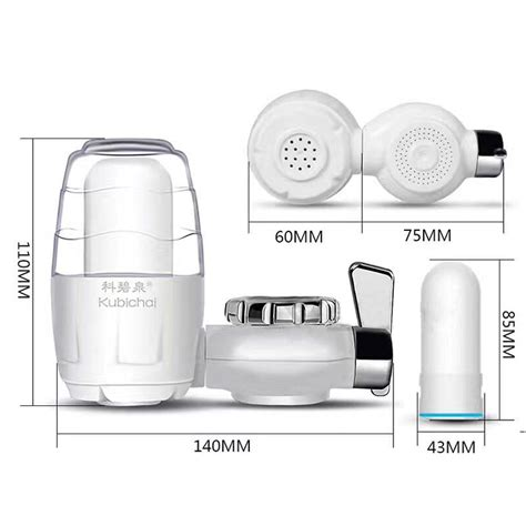 kitchen faucet water purifier kubichai kitchen water filter faucet water purifier
