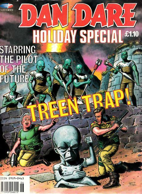 new dare christmas special dan special 2 dan special 1991 issue