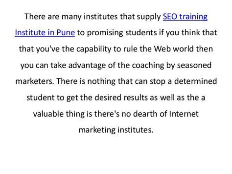 seo institute in pune digital best seo institute in pune