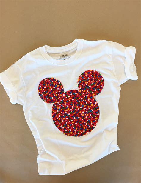 Appliqu 233 Mickey T Shirt Disney Family Diy Disney Shirt Template