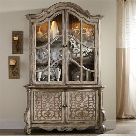 Hutch Number Details Furniture Chatelet Buffet And Hutch With Fretwork