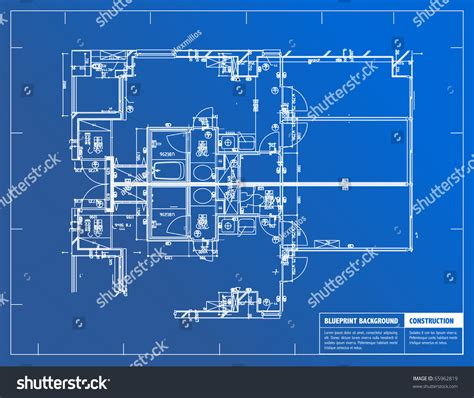 buy blueprints architecture blueprints modern house