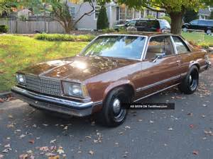 chevrolet malibu 5 7 1984 auto images and specification