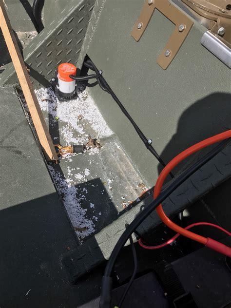 alweld boat with mud motor mudmotortalk view topic backwater 37 swomp lite