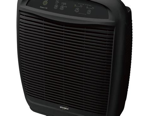 buy whirlpool wp500 whispure air purifier slate black