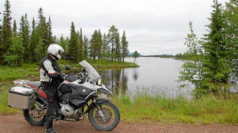 Motorradfahren Schweden by Mit Dem Motorrad In Schweden Lappland Reiseberichte