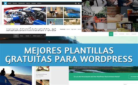plantillas para blogger blog and web las 10 mejores plantillas para wordpress gratis responsive