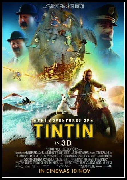 Kaos Wanita Adventure Of Tin Tin 2 Tkt Afp41 rabiatul rahim premiere screening the adventures of tintin 3d