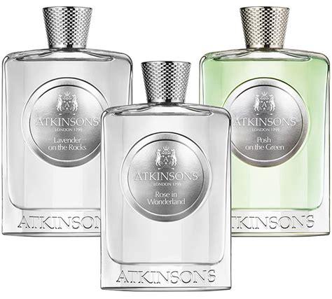 Parfum Posh Pink posh on the green atkinsons perfume a fragrance for