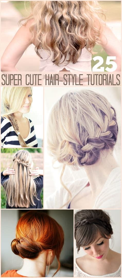 25 hairstyles with tutorials for 25 hairstyle tutorials extras the 36th avenue